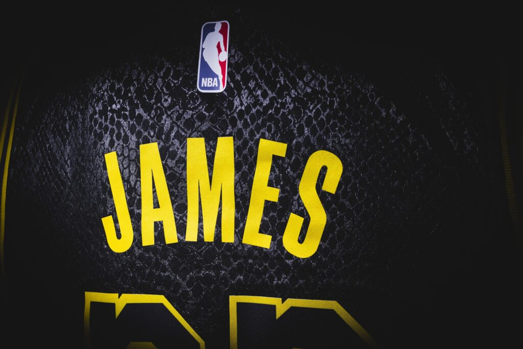Maillot LeBron James